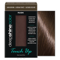 Rusk Deepshine Color Touch Up Refill Dark Brown
