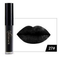Matte Lipstick Doinshop 9 Colors Halloween Style Waterproof Lip Gloss
