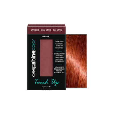 Rusk Deepshine Color Touch Up Refill Intense Red