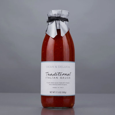 Not Specified DEAN & DELUCA Traditional Pasta Sauce