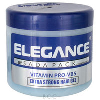 Lacoste Elegance Extra Strong Hair Gel Blue 500 ML