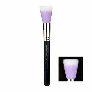 Bdellium Tools Amazon Exclusive Professional Makeup Brush - Duet Fiber Finishing Brush 955