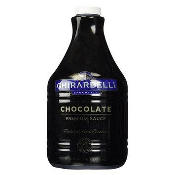 Ghiradelli Chocolate Premium Chocolate Flavored Sauce 87.3 oz Plastic Bottles - Pack of 1