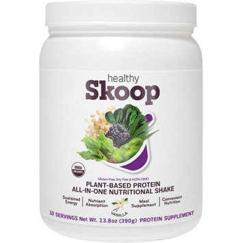 Healthy Skoop Super Skoop All-In-One Protein Shake, Vanilla - Large Tub