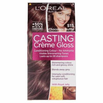Loreal Casting Crème Gloss NEW Chocolate Truffle 515