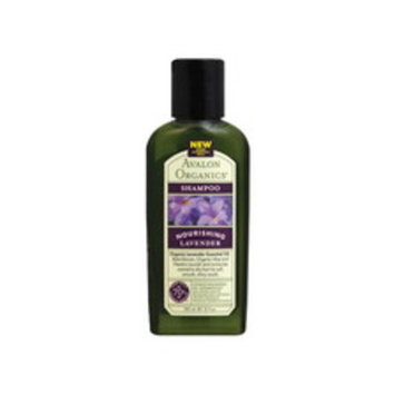 Avalon Organics Nourishing Shampoo Lavender 2 OZ, 24CT