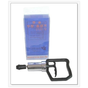 Hansol Pistol Grip Hand Pump (Use with Acuzone or Hansol Cupping Sets)