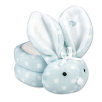 Stephan Baby Boo Bunnie Blue With White Dots Ice Pack