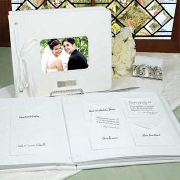 Exclusive Gifts and Favors-Wedding Wishes Envelope Guest Book