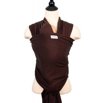 Snuggy Baby Wrap - Solid Brown