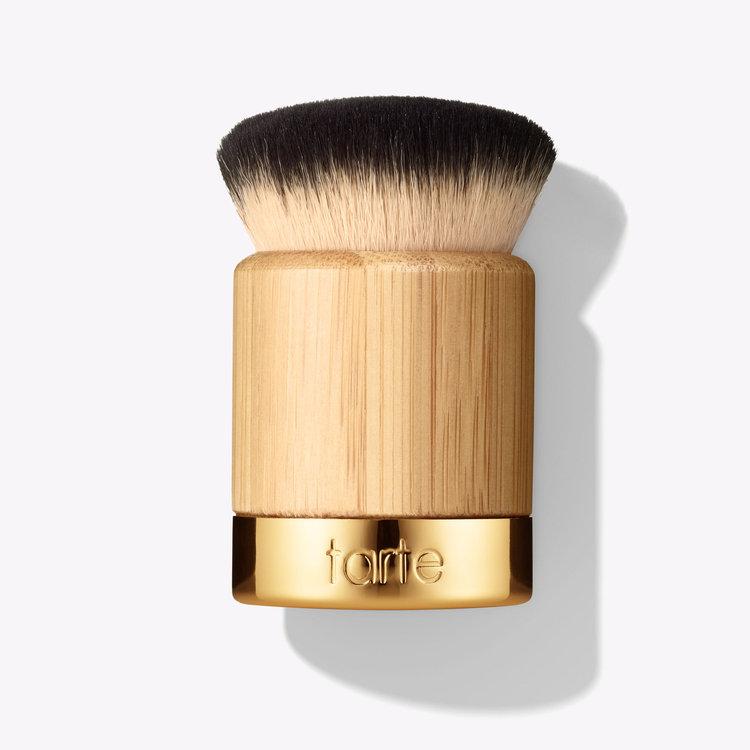 tarte Airbuki Bamboo Powder Foundation Brush Reviews 2019