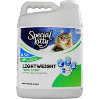 Wal-mart Stores, Inc. Special Kitty Lightweight Litter, Fresh Scent, 8.5 lb