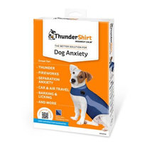 Thundershirt for Dogs -Polo [Options : XS - Blue]