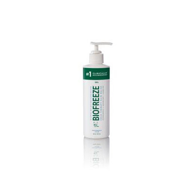 Biofreeze Pain Relieving Gel, Green, 8 oz Pump