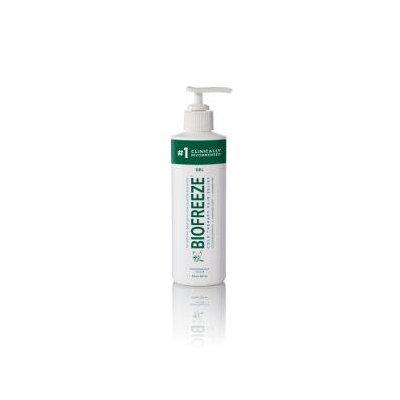 Biofreeze Pain Relieving Gel, Green, 8 oz Pump