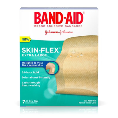 Band-Aid Flexible Bandages Skin Flex
