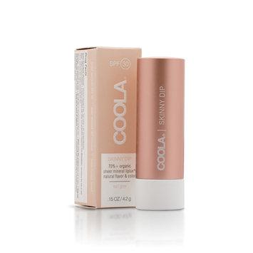 Coola Mineral Liplux SPF 30 Skinny Dip 0.15 oz