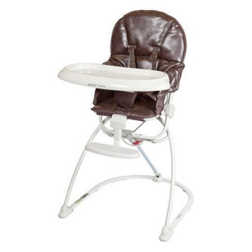 guzzie+Guss Reclining High Chair - Chocolate, Model# GG203CHOCOLATE Brown