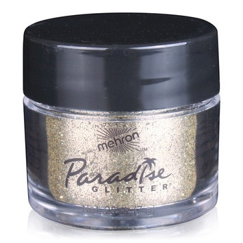 Mehron Makeup Paradise AQ Glitter Face and Body Paint.25 oz (G