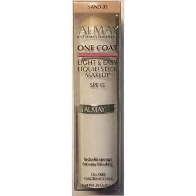 Almay One Coat Light & Easy SPF 15 Makeup Concealer Stick .35 oz - Sand 05