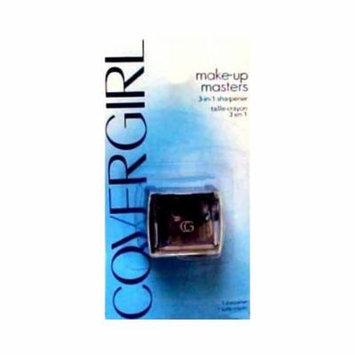 Covergirl Makeup Masters 3-in-1 Sharpener, 2 Ea