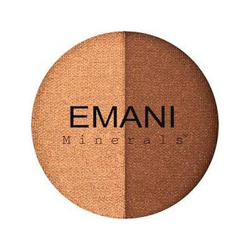 Emani Duo Colors Mineral Eye Shadow - 714 Element