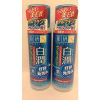 ROHTO HADALABO SHIROJUN HYDRATING LOTION MOIST TYPE 170ml/5.7 fl 2BOTTLE