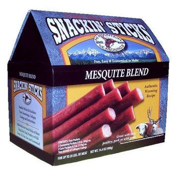 Hi Mountain Jerky Mesquite Blend Snackin' Stick Kit