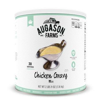Augason Farms Chicken Gravy Mix 2 lbs 8 oz No. 10 Can