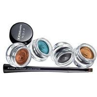 Avon Super Shock Flashy Brown Eye Liner 4.0 G/ .0141 Oz