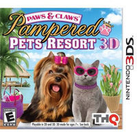 THQ Paws & Claws: Pampered Pets Resort 3D