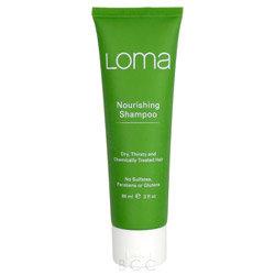 Loma Organics Nourishing Shampoo 3 oz
