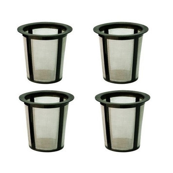Refillable Baskets My K-cup Replacement Reusable Coffee Filter Keurig 4-Pack