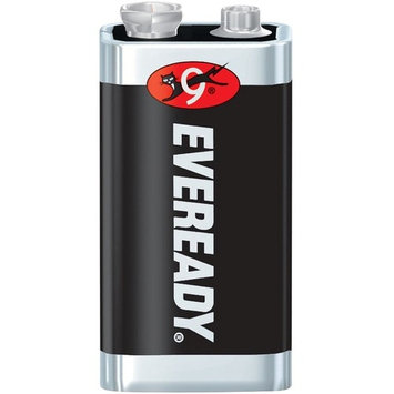 Eveready Super Heavy Duty Battery 9V 1 ea