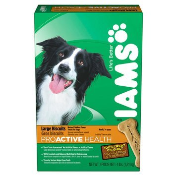 Iams Original Formula Large Biscuits for Dogs