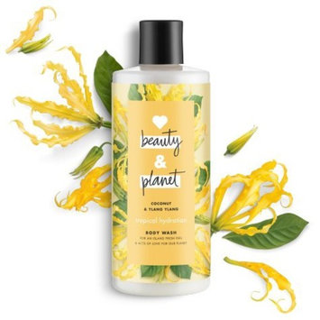 Love Beauty and Planet Coconut and Ylang Ylang Body Wash - 16oz