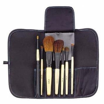 Cala Brush 7 pcs Set Makeup Tools w/carrying Case 70815
