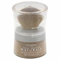 L'oreal Paris True Match Naturale Gentle Mineral Makeup, Soft Sable, 0.15-ounce, 2 Ea