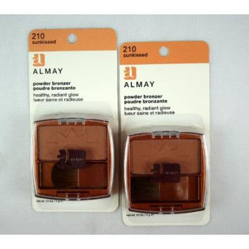 Almay Powder Bronzer #210 Sunkissed ( 2-Pack )
