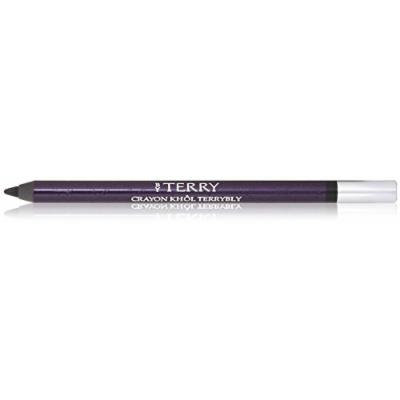 By Terry Crayon Khol Terrybly Color Eye Pencil (Waterproof Formula), #1 Black Print, 0.04 Ounce