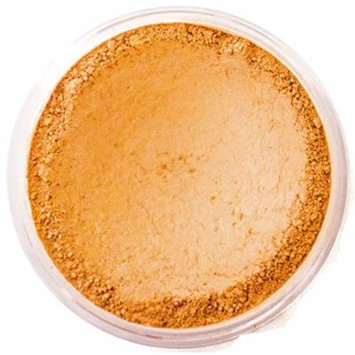Grace My Face Color Perfecting Mineral Foundation & Concealer - Honey - Large 30 Gram Jar