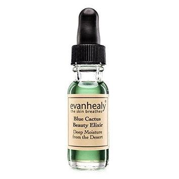 EVANHEALY Blue Cactus Beauty Elixir, 0.5 Fluid Ounce