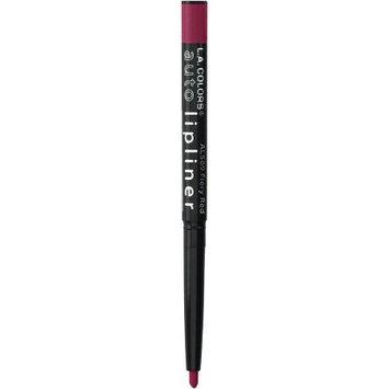 Beauty 21 Cosmetics, Inc. L.A. Colors Auto Lipliner Pencil, Burgundy, 0.01 oz