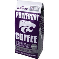 40 Days, Llc Java Jox K-State Powercat Coffee Willie the Wildcat Blend Whole Bean Coffee, 12 oz