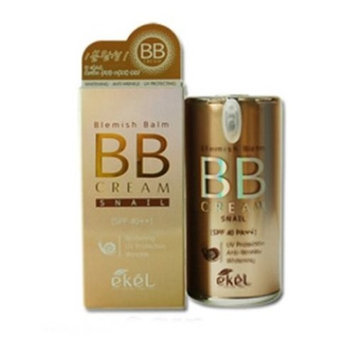 Ekel Blemish Balm Snail BB Cream 1.69oz SPF40 PA++ Natural Beige Whitening UV Protection Wirinkle Care