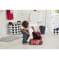 The First Years Training 2-in-1 Wheels Racer Potty System