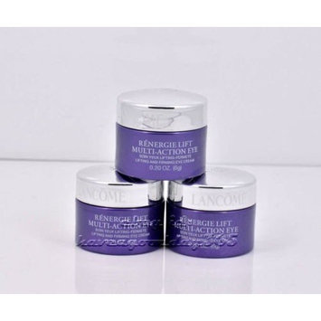 3 * Re nergie Lift Multi Action Eye Cream 0.2 oz/6 g Each (total 0.6 oz/18 g) by Multi-Action