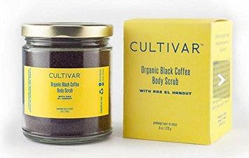 Black Coffee Sugar Scrub organic by Cultivar