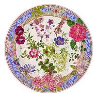 Gien France Mille Fleur Dessert Plate