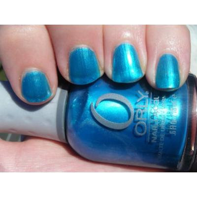Orly Nail Lacquer Its Up to You #662 Its Up To Blue 0.6 oz (Quantity of 3)